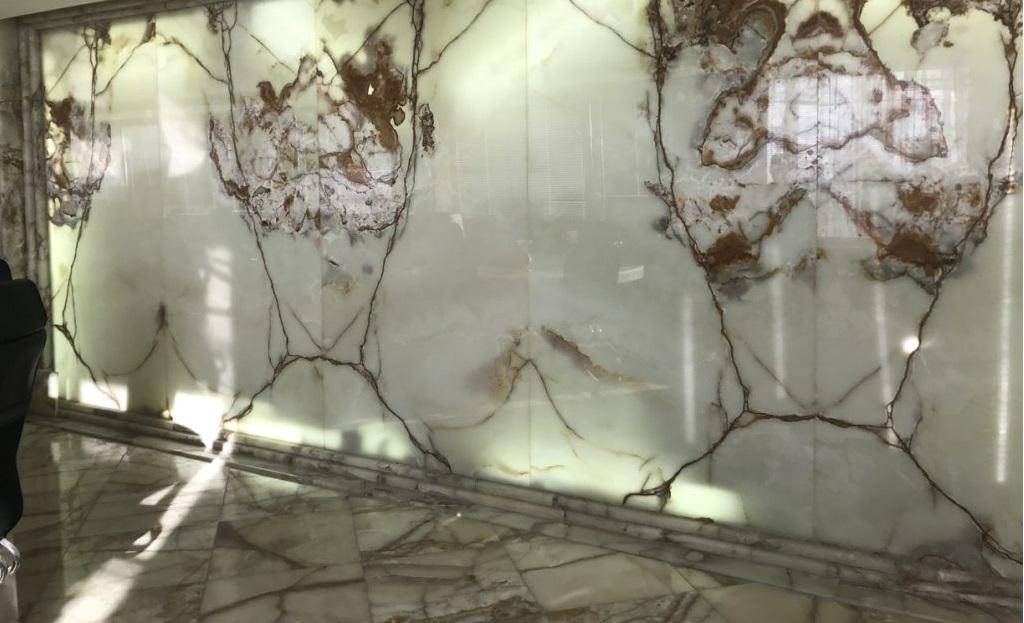 سنگ مرمر سبز اصفهان